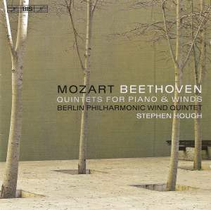 Mozart & Beethoven - Quintets for Piano & Winds