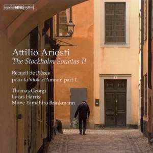 Ariosti - The Stockholm Sonatas II Product Image