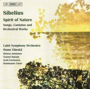 Sibelius - Spirit of Nature