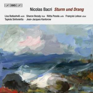 Nicolas Bacri - Sturm und Drang Product Image