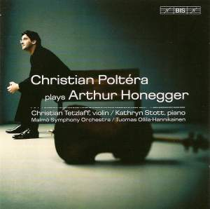Christian Poltéra Plays Honegger