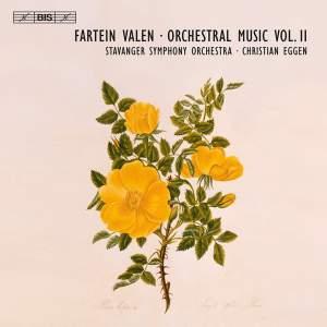 Fartein Valen - Orchestral Music Volume 2 Product Image
