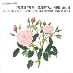 Valen – Orchestral Music, Volume 3