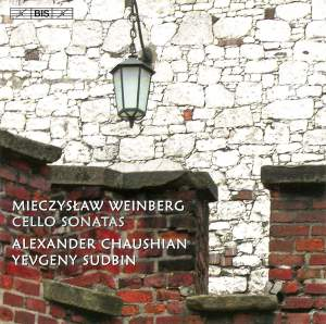 Mieczyslaw Weinberg - Cello Sonatas Product Image