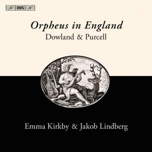 Orpheus in England Product Image