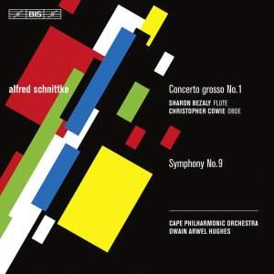 Schnittke – Concerto grosso No.1 & Symphony No.9