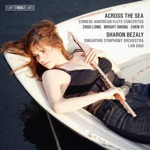 Across the Sea: Chinese-American Flute Concertos Product Image