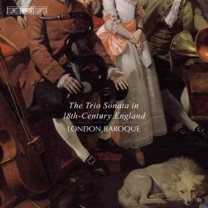 The Trio Sonata in 18th-Century England