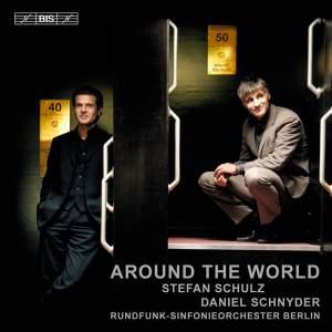 Daniel Schnyder: Around the World