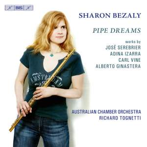 Sharon Bezaly: Pipe Dreams