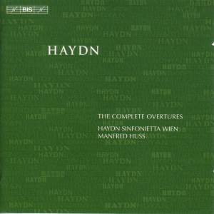 Haydn: The Complete Overtures Product Image
