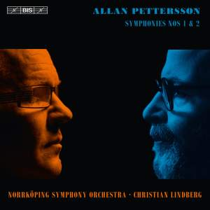 Allan Pettersson: Symphonies Nos. 1 & 2