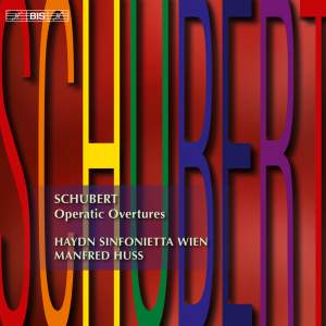 Schubert: Operatic Overtures Product Image