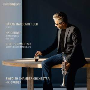 Gruber & Schwertsik: Works for trumpet and orchestra Product Image