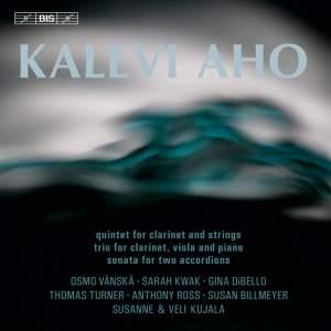 Kalevi Aho: Chamber Works Product Image