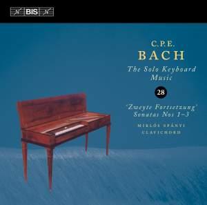 C P E Bach - Solo Keyboard Music Volume 28