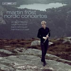 Martin Fröst: Nordic Concertos