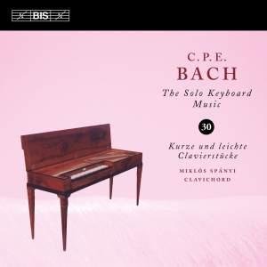 C P E Bach - Solo Keyboard Music Volume 30