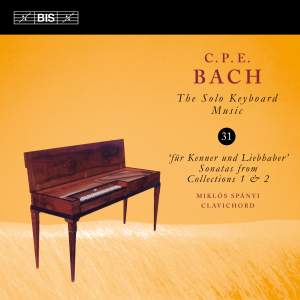 C P E Bach - Solo Keyboard Music Volume 31