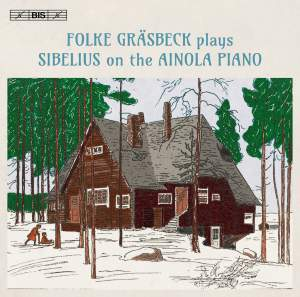 Folke Grasbeck plays Sibelius on the Ainola Piano