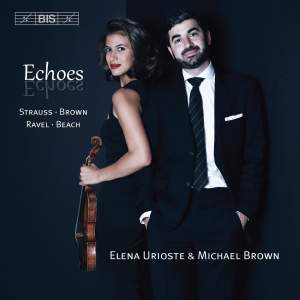 Echoes - works for violin and piano