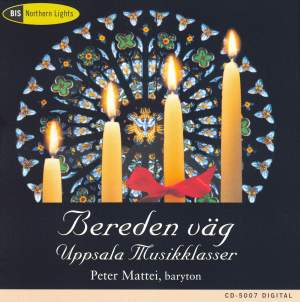 BEREDEN VAG - Christmas-songs