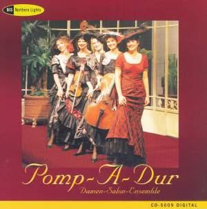 Pomp-A-Dur I - Damen-Salon-Orchester