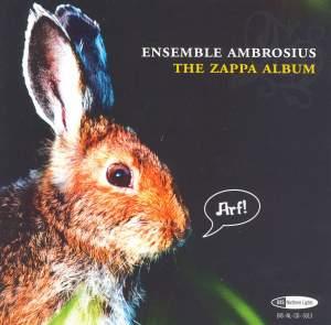 The Zappa Album Product Image