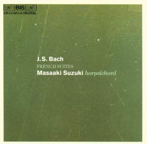 J S Bach - French Suites