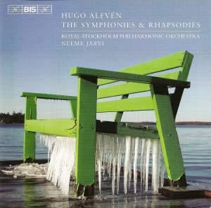 Hugo Alfven - The Symphonies & Rhapsodies
