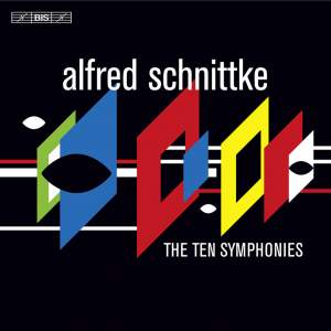 Schnittke - The 10 Symphonies Product Image