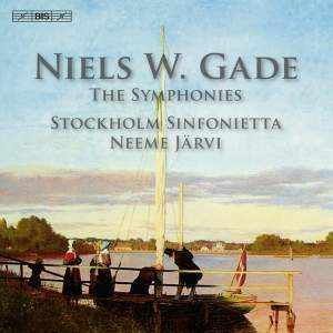 Gade - The Symphonies Product Image