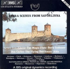 Opera Scenes From Savonlinna