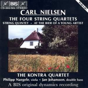 Nielsen - The Four String Quartets