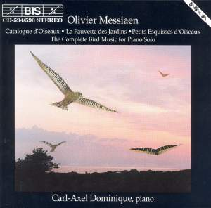 Messiaen - Catalogue d'Oiseaux