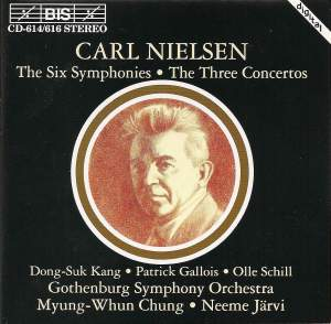 Nielsen - Complete Symphonies and Concertos