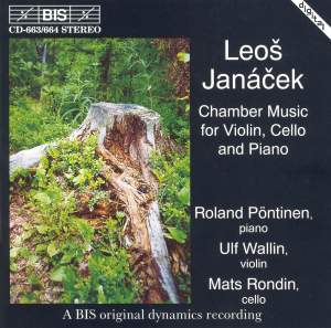 Leos Janácek - Chamber Music for Violin, Cello and Piano