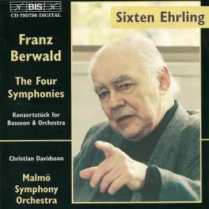 Franz Berwald - The Four Symphonies