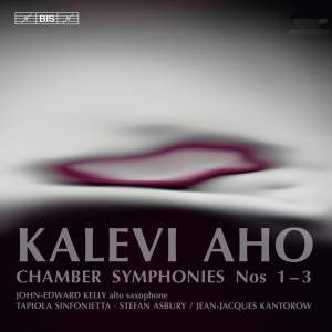 Kalevi Aho: Chamber Symphonies Nos 1–3 Product Image