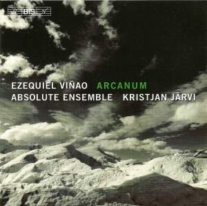 Viñao, E: Arcanum for voice and chamber ensemble Product Image