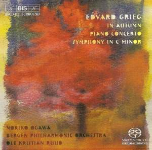 Grieg: In Autumn, Op. 11, etc. Product Image