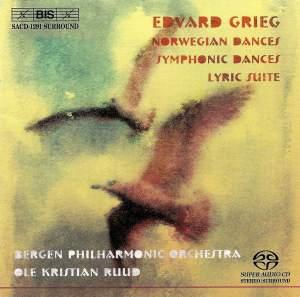Grieg: Norwegian Dances (4), Op. 35, etc. Product Image