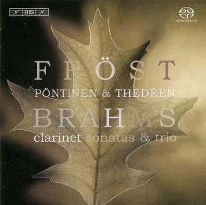 Brahms - Clarinet Sonatas & Trio