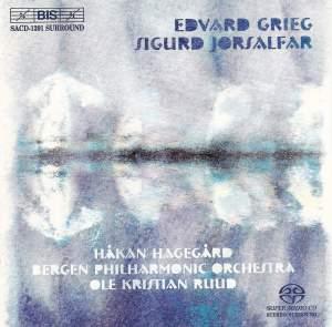 Grieg - Sigurd Jorsalfar Product Image