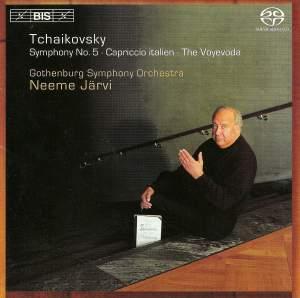 Tchaikovsky: Symphony No. 5 Product Image
