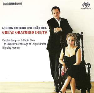 Handel - Great Oratorio Duets Product Image
