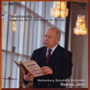 Tchaikovsky: Symphony No. 4 Product Image