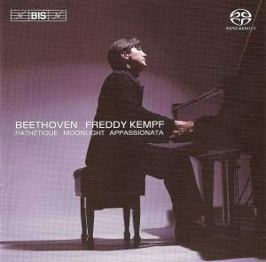 BEETHOVEN: Piano Sonatas Nos. 8, 14 and 23