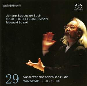 Bach - Cantatas Volume 29 Product Image