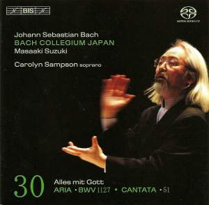 Bach - Cantatas Volume 30 Product Image